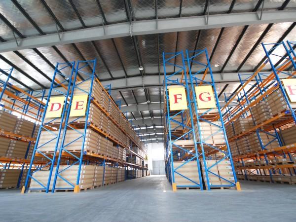 在安装货架的时候发现仓库高度不够的时候该怎么办