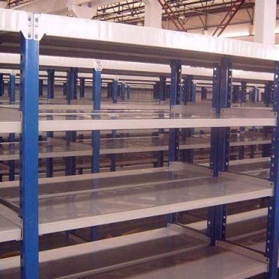 东莞市隔板货架应用案例