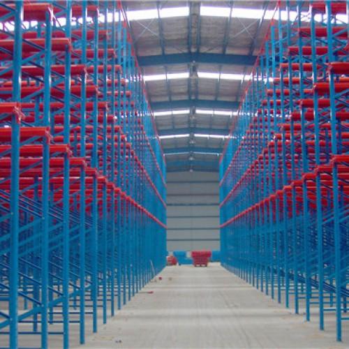 贯通式货架的特点及其适用领域