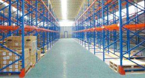 仓库货架日常接受货物安全管理规定