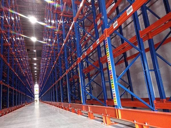 密集存储货架在市场上的广泛运用以及能够发挥的作用