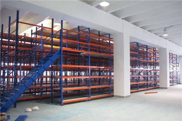 高位货架的特点及使用条件
