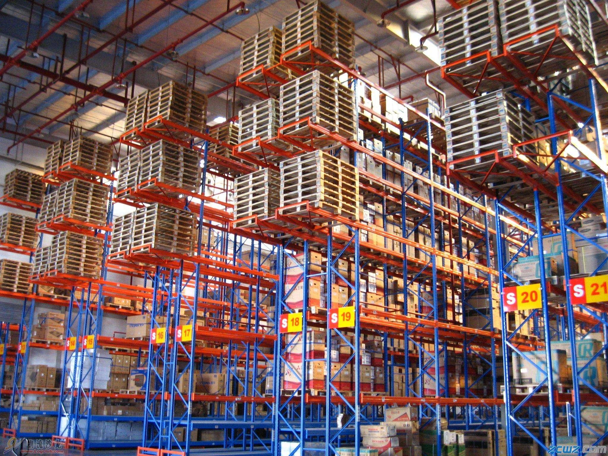 企业如何选择合适的冷库货架