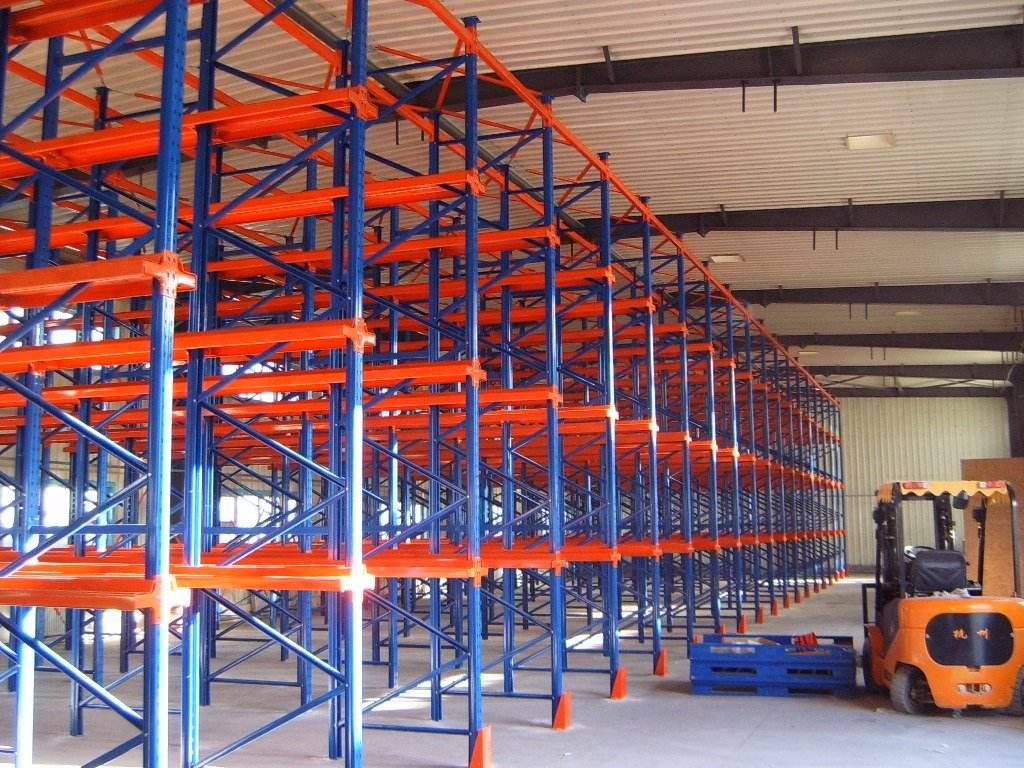 大型仓储物流行业使用什么货架比较合适