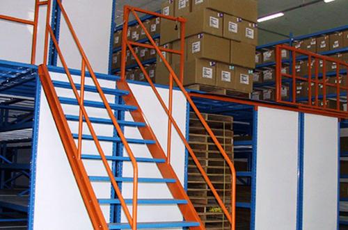 阁楼货架安装步骤是什么