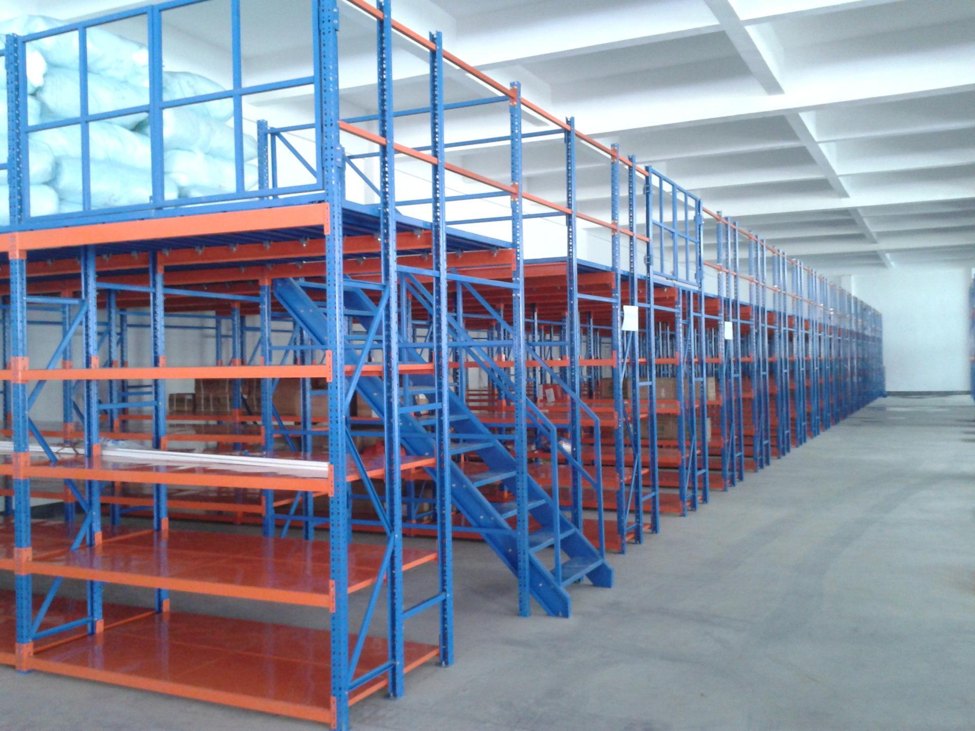 阁楼式货架设计几层比较合理