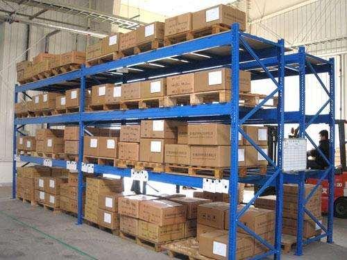 仓储货架如何摆放可提高作业效率