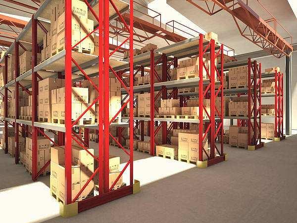 如何计算仓库最低需求面积的若干方法