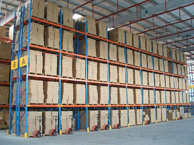 货架仓储货架尺寸如何确定?
