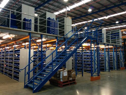 阁楼式货架的结构有哪些特点?