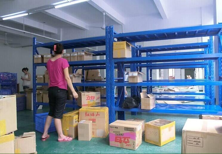 仓储货架在制造的时候为什么要喷塑,喷塑有什么作用