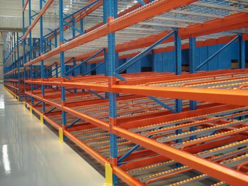 流利式货架适合存放什么类型的货物