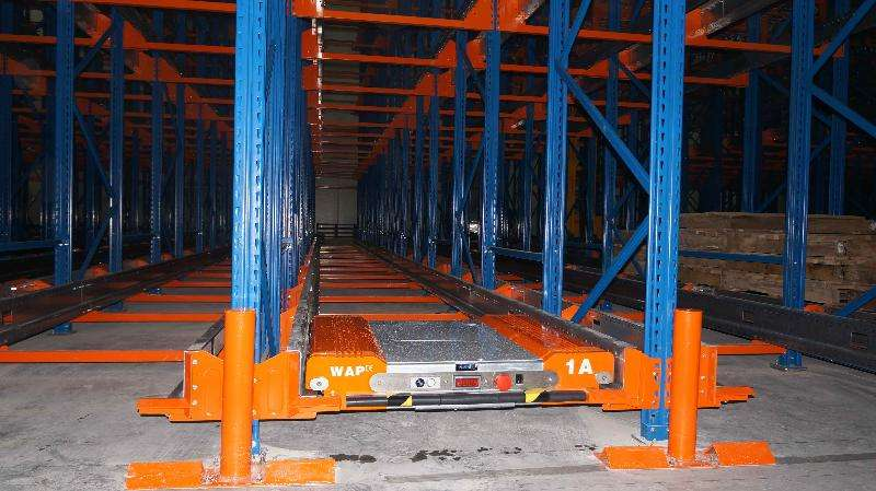 仓库货架每层有多高?