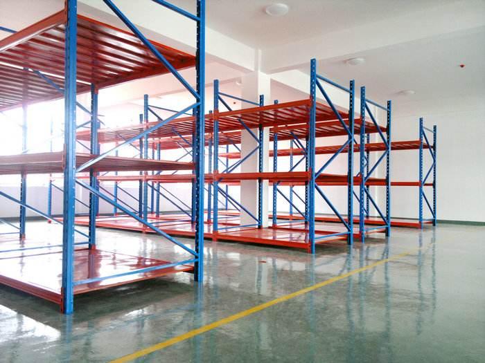 层板货架主要由哪些部分组成?