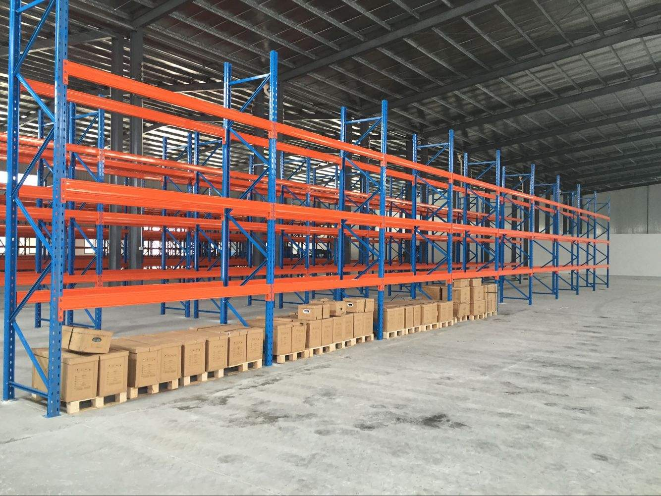 日常维护仓储货架的方法有哪些