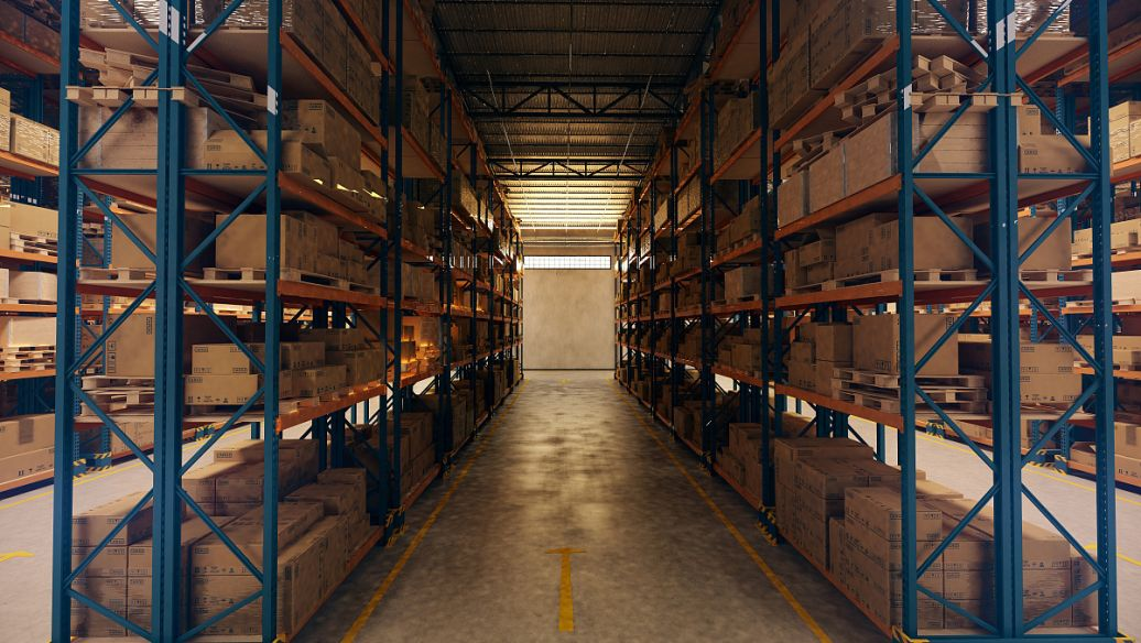重型货架适合于哪些类型的货物存储