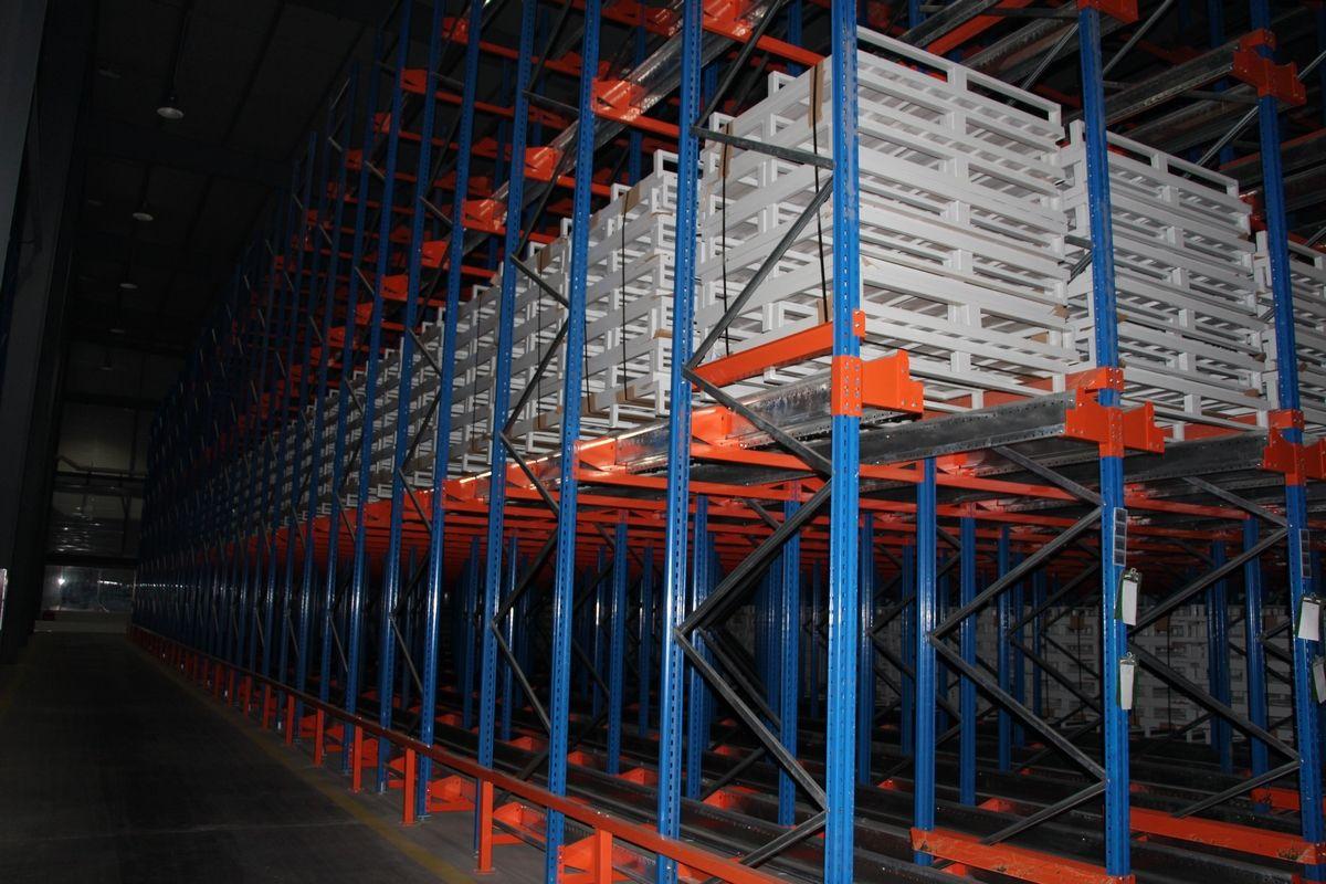什么样的仓库适合使用贯通式货架