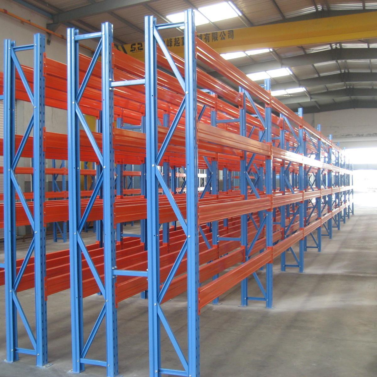 仓库重型货架和横梁货架之间的差异是什么