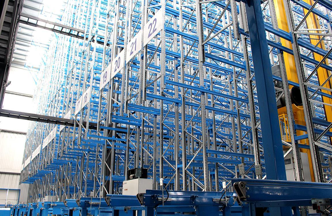 什么样的货架适合大型仓储企业使用