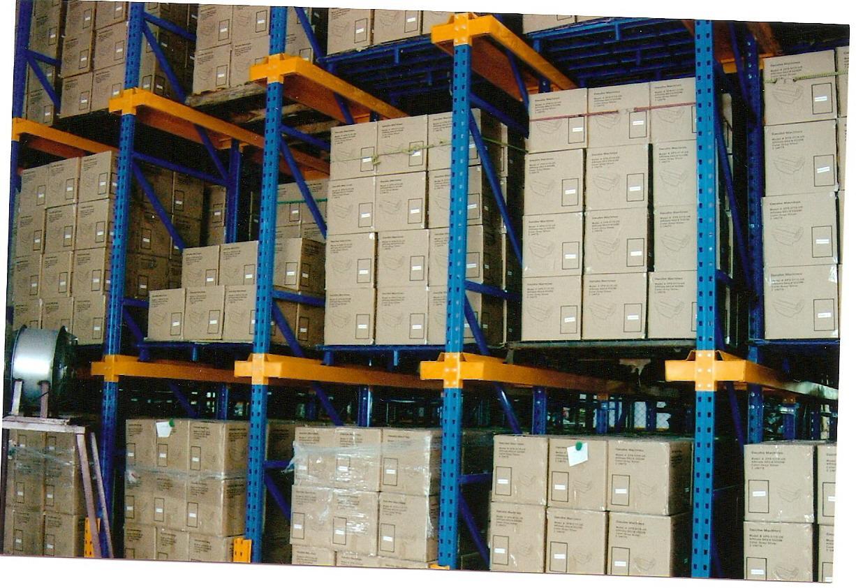 在冷链物流仓储环节常用的仓储货架类型有哪些
