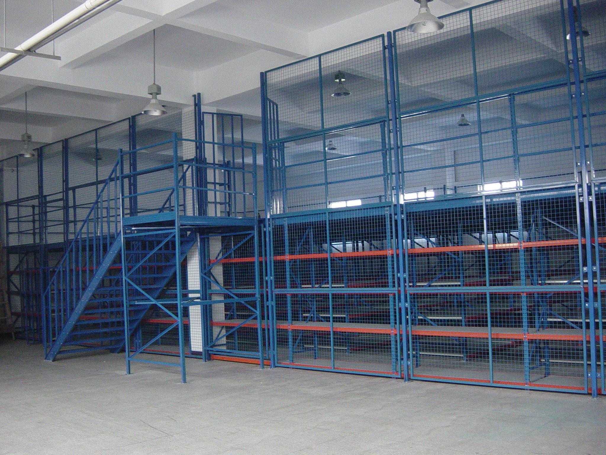 好的阁楼仓储货架都是什么材质的