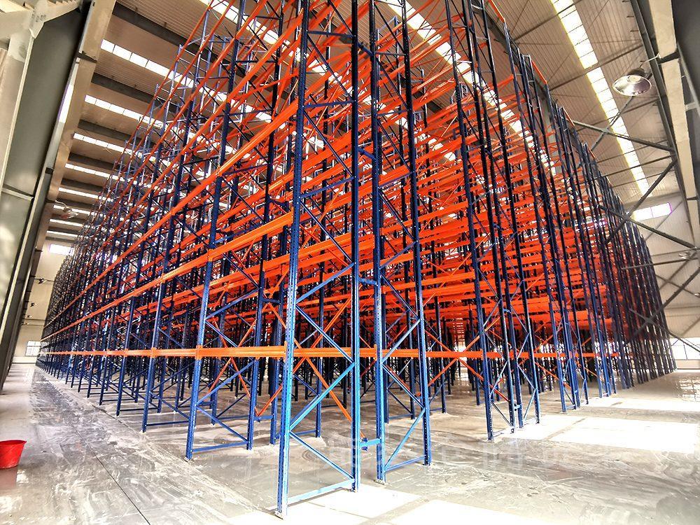 不同仓储货架与地面承载能力的关系