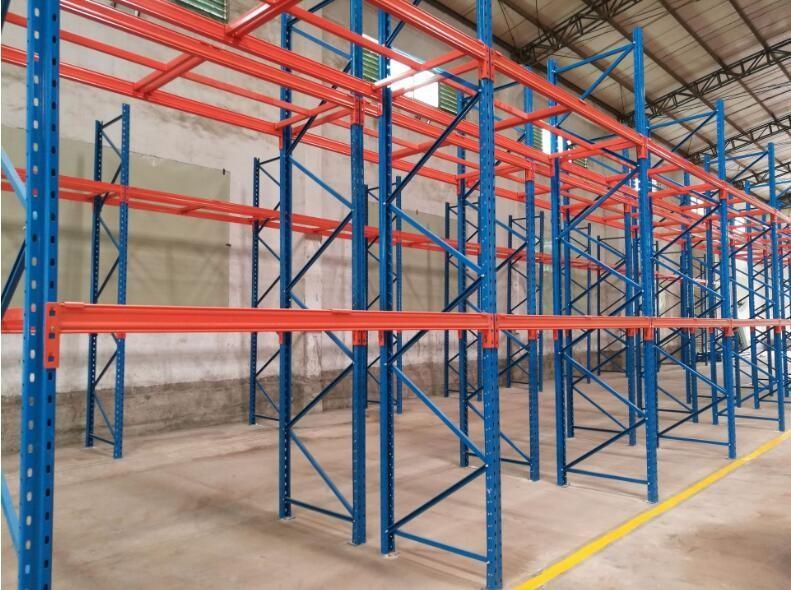 仓库货架厂家带你解读三种常见货架系统的结构特点