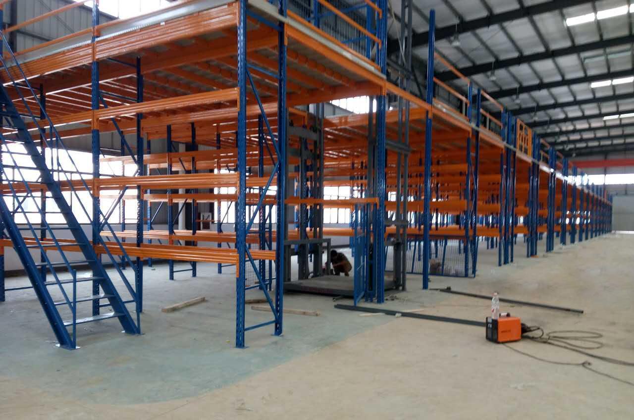 阁楼货架适用于存储哪些货物