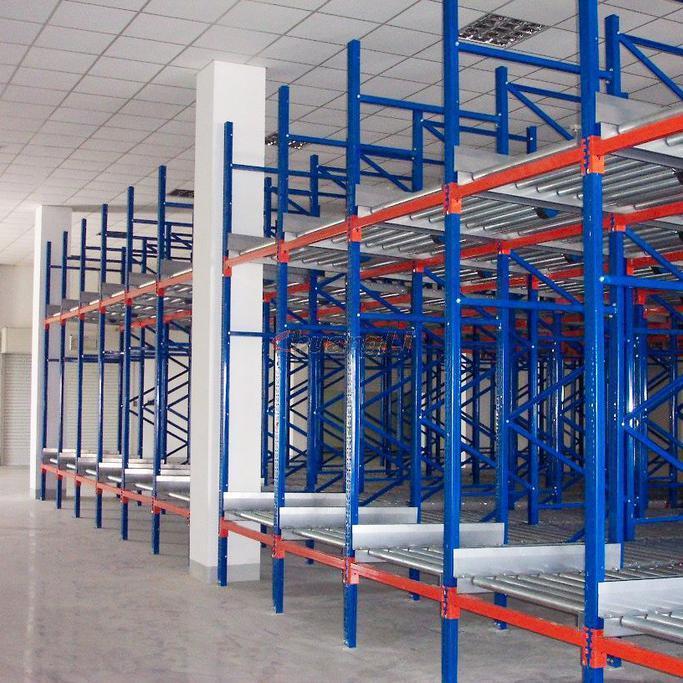 使用重型货架如何保证货物和员工的安全