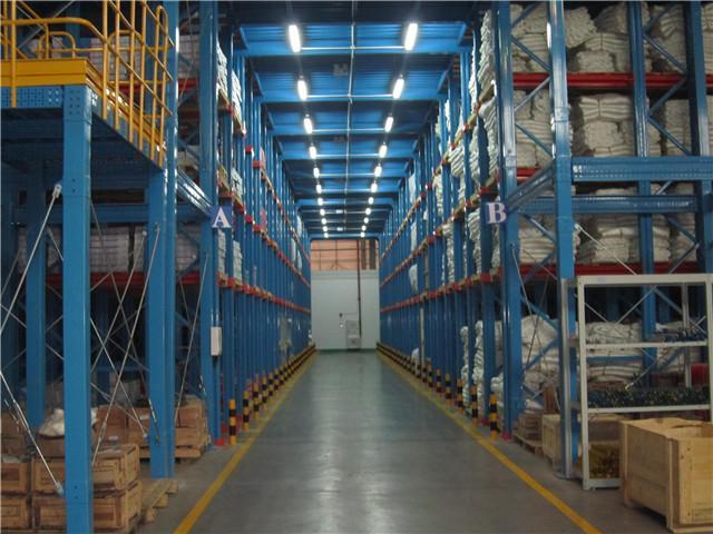 商超配送中心会选用哪些仓库货架