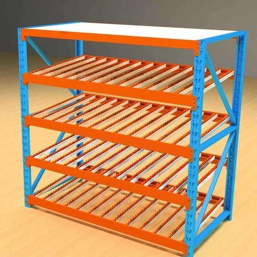 流利式仓促货架可以直接放在室外使用吗