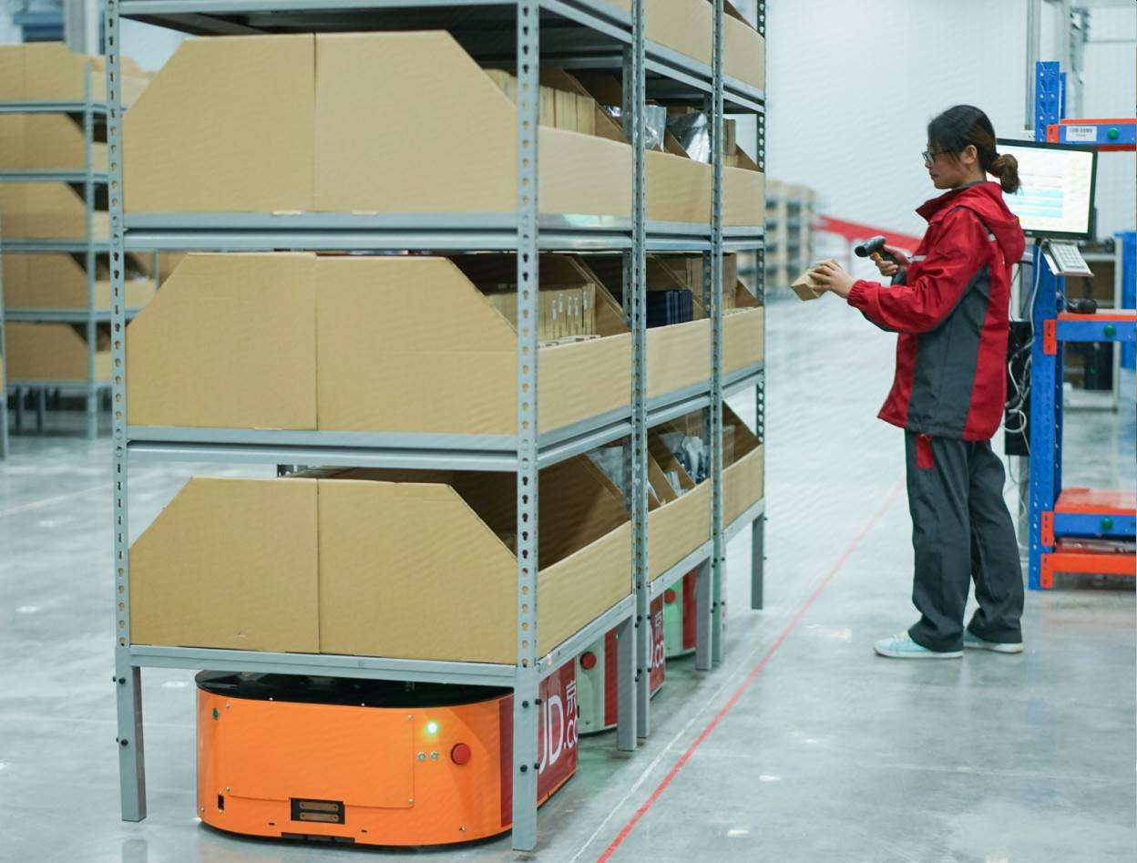 仓储货架的种类是怎么划分的